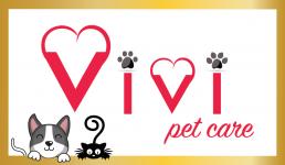 Vivi Pet Care Logo